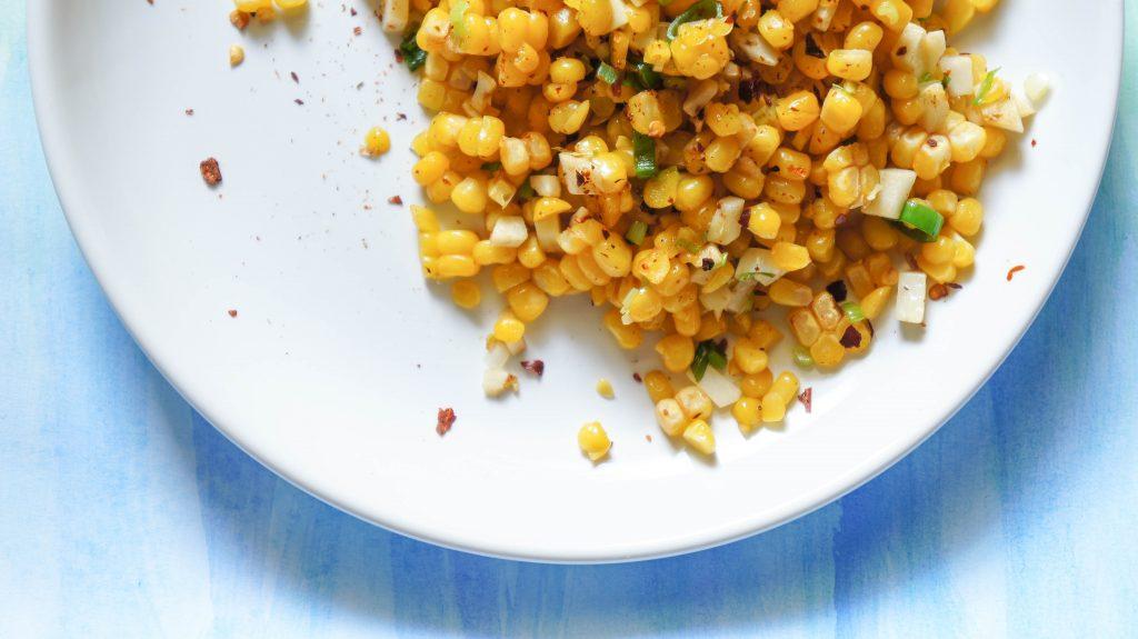 Salata de porumb - catalinapenciu.ro
